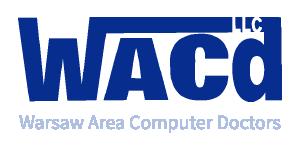 WACD_WACD Warsaw Area Computer Doctors Logo